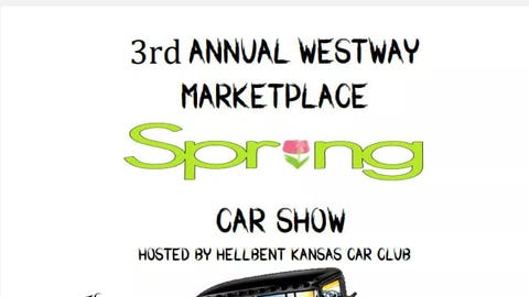 3rd Annual Westway Marketplace Spring Car Show