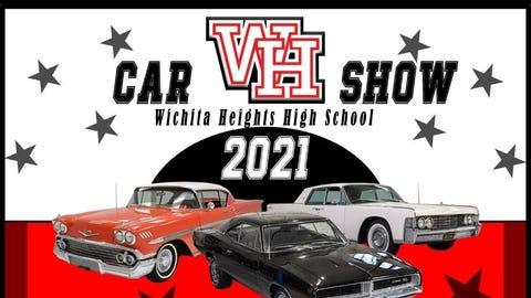 Car Show Wichita Heights High School