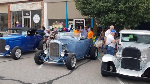 Lil' Deuce Scoop 3rd Annual Car Show