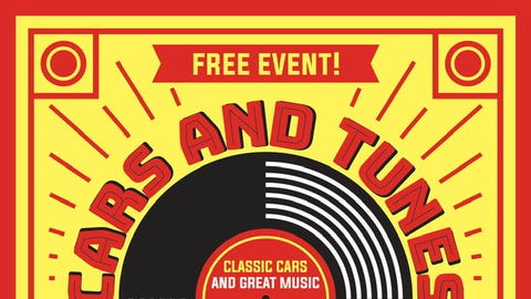 Cars and Tunes  Free Fun Event