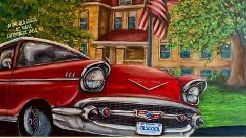 Old School Car Show