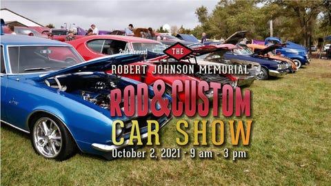 2021 Robert Johnson Memorial Rod and Custom Car Show
