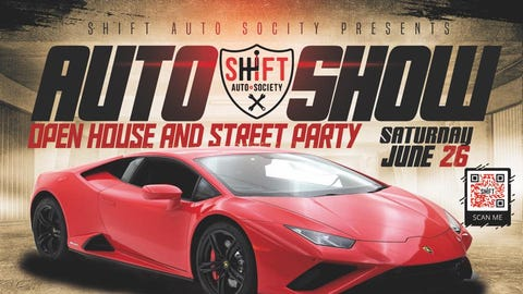 Shift Open House and Street Party
