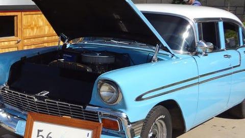 Steve Fowler Car and truck picnic