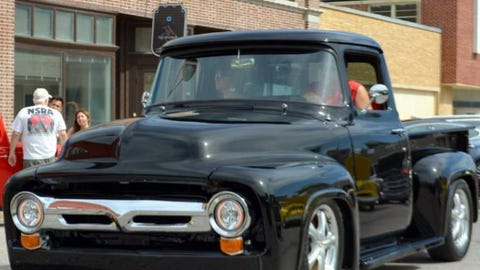 32nd Annual Keith Simmons Memorial Car Show