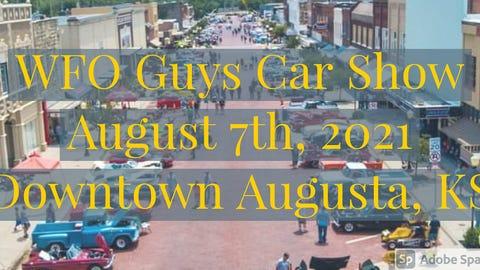 WFO Guys Augusta Car Show