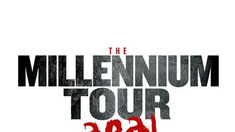 The Millennium Tour 2021