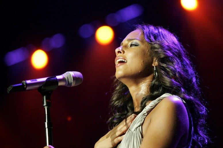 Alicia Keys 2008