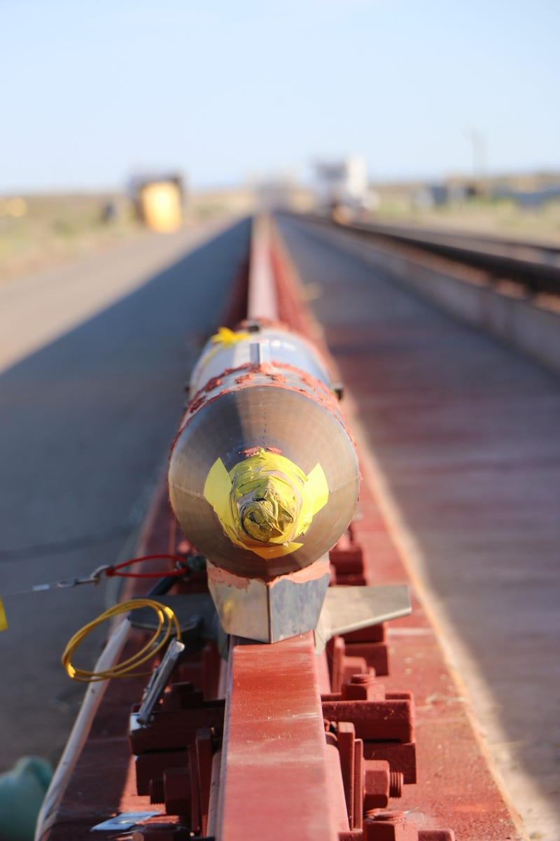 Official: DoD on track to accelerate delivery of hypersonic weapons