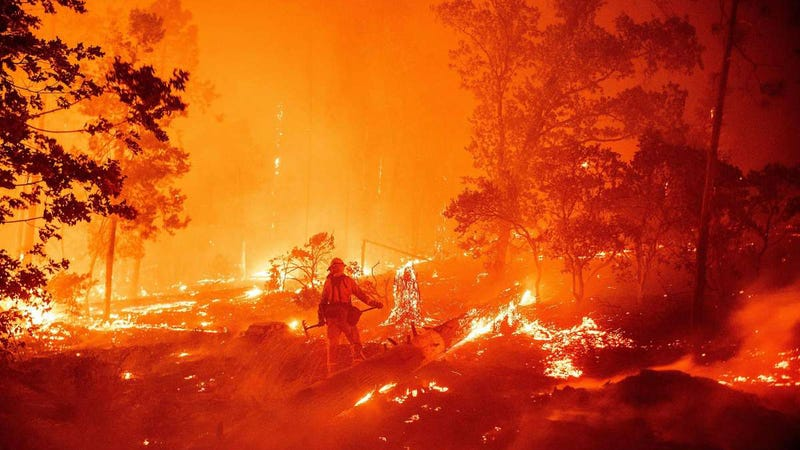 Climate change has national security implications, DoD official says