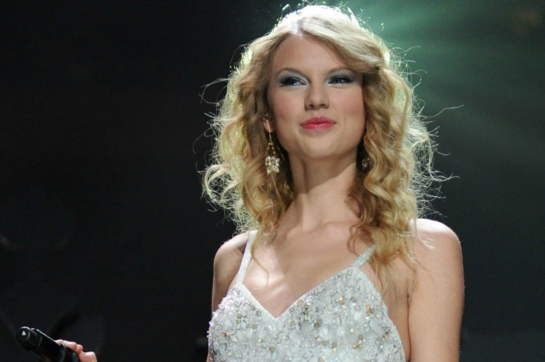Taylor Swift 2009