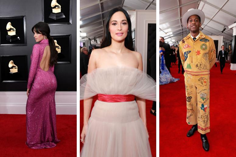 Grammy Awards 2019: 2019 GRAMMY Awards Red Carpet Photo Gallery