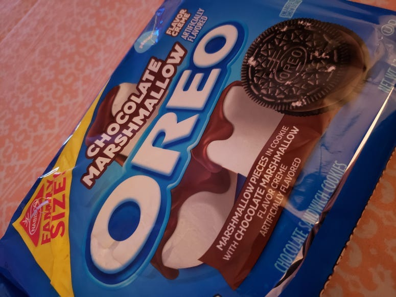 Newest Oreo Flavor Yummy Must Try