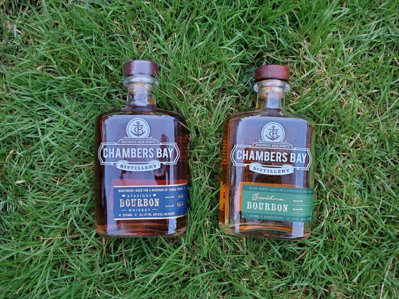 chambers bay distillery