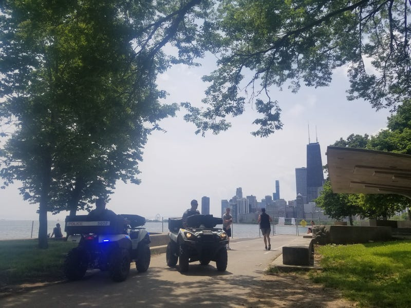 Chicagoans Excited About Lakefront, 606 Trails Reopening Monday