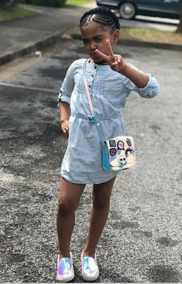 Secoriea Turner was shot and killed in Atlanta on July 4, 2020
