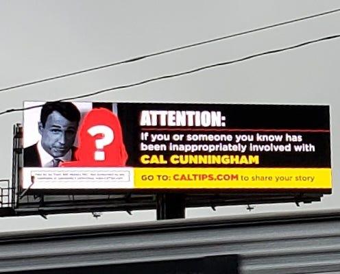 Cal Cunningham