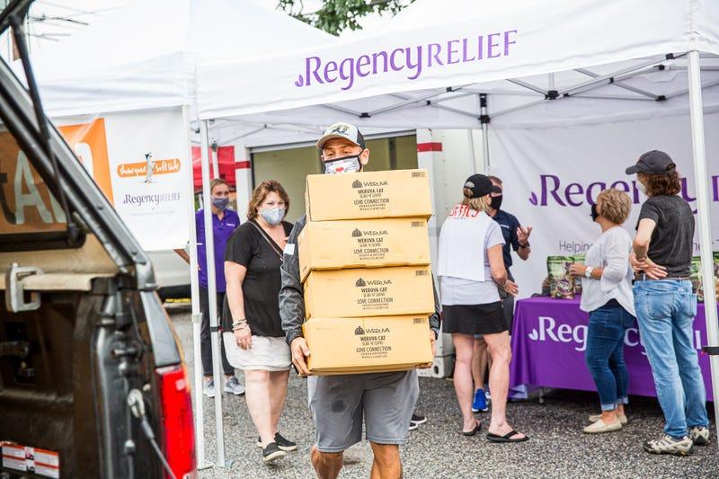 Regency Relief Pet Aid Show Your Soft Side 2020