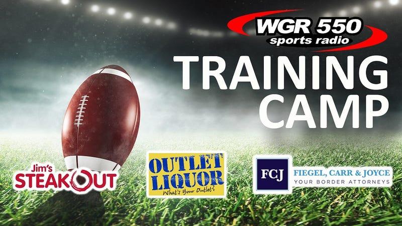 2021 Bills training camp sponsors