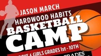 Jason March Basketball Camp