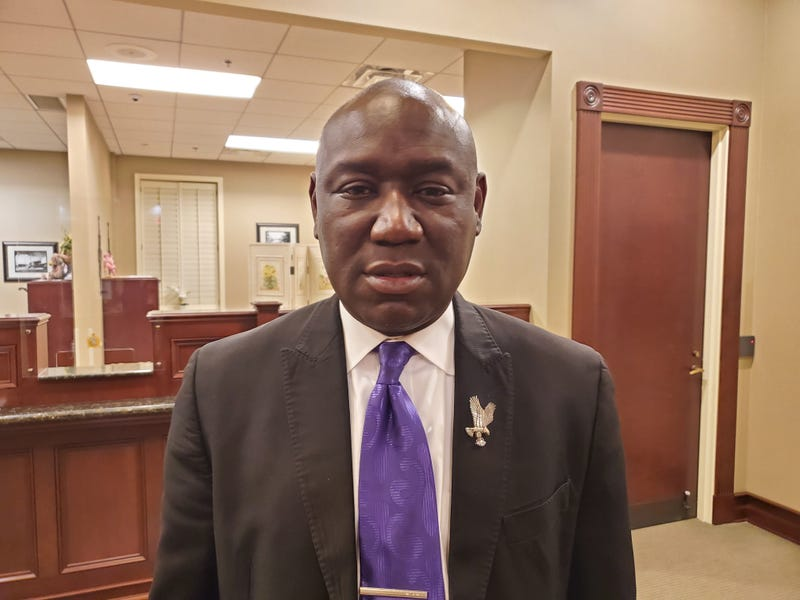 Attorney Ben Crump talks about why he's appearing in a movie about prejudiced white women.