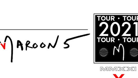 RESCHEDULED: Maroon 5