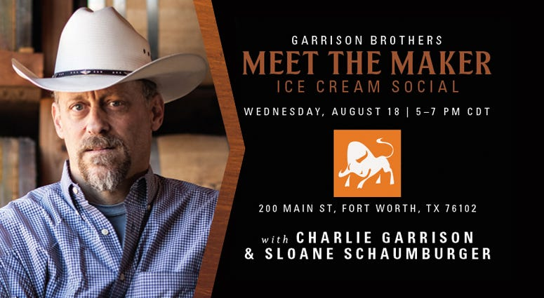 Meet The Maker from Garrison Brothers 775X425