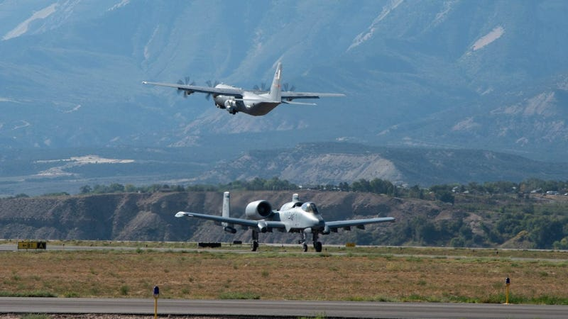 Airmen hone expeditionary skills at Rally in Rockies exercise