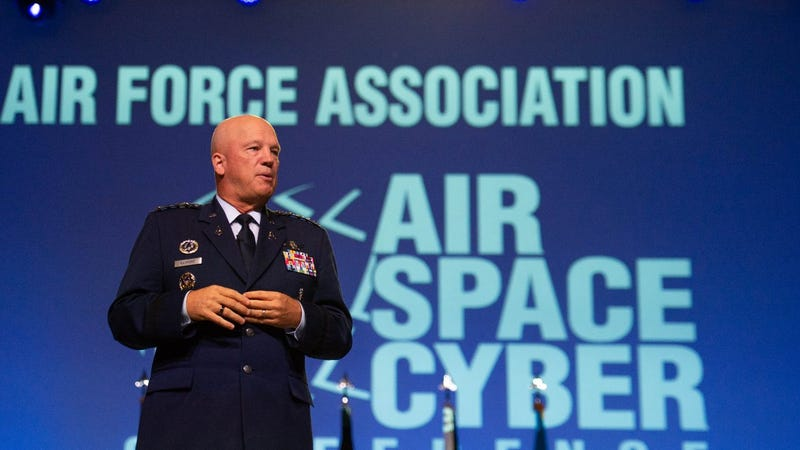 Chief of Space Force describes achievements, challenges ahead
