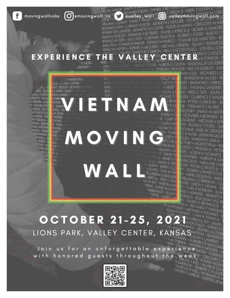Vietnam Moving Wall Valley Center