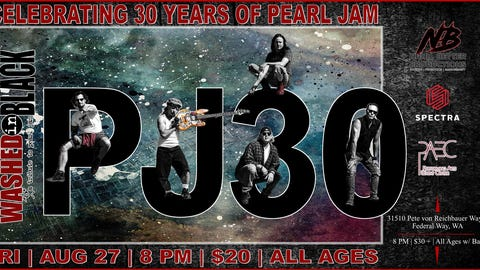 Pearl Jam TEN 30th Anniversary Celebration!