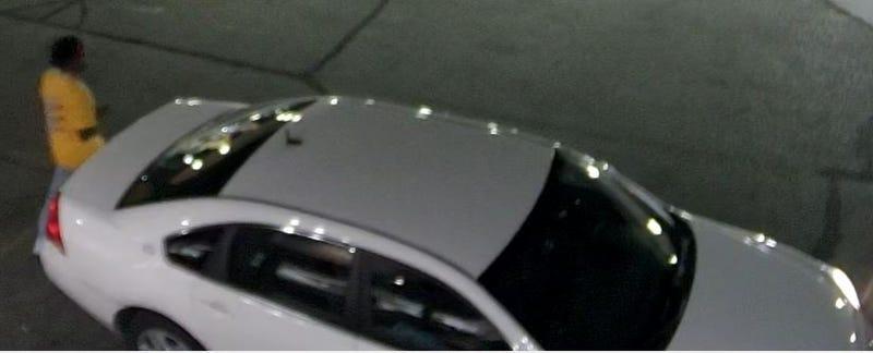 Suspect & car