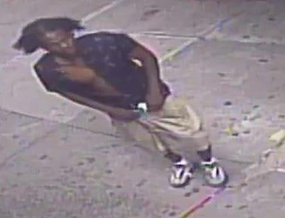 Brooklyn subway robbery