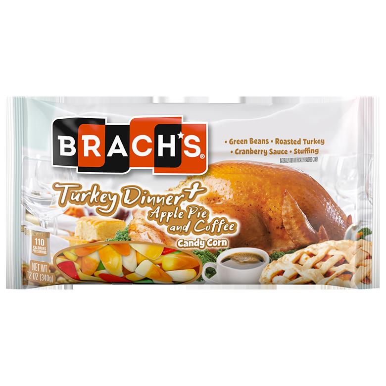Brach's Turkey Dinner Candy Corn
