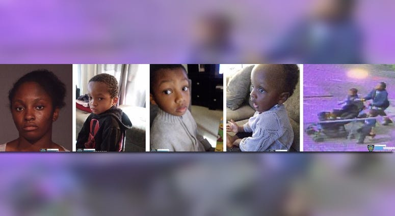 Amber Alert Issued For 3 Children In Brooklyn