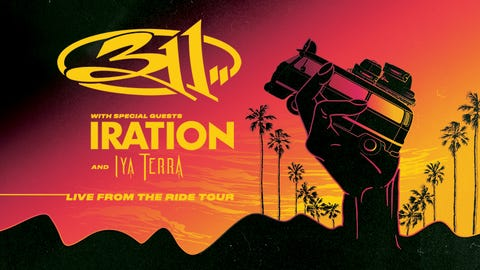 311 and Iration