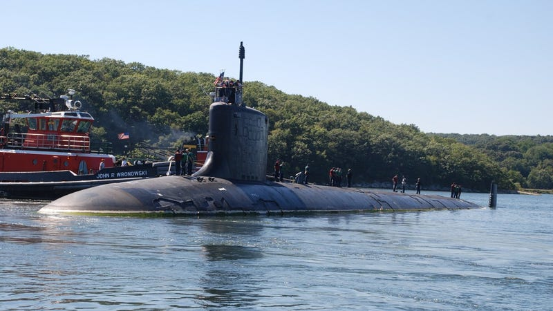 Couple in Navy sub spy case to remain held; hearing set
