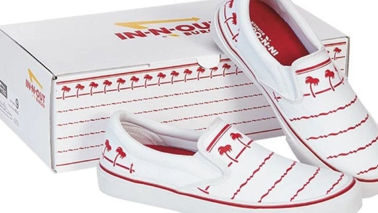 In-N-Out sneakers