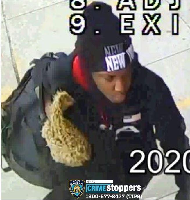 NYPD rape attempt suspect