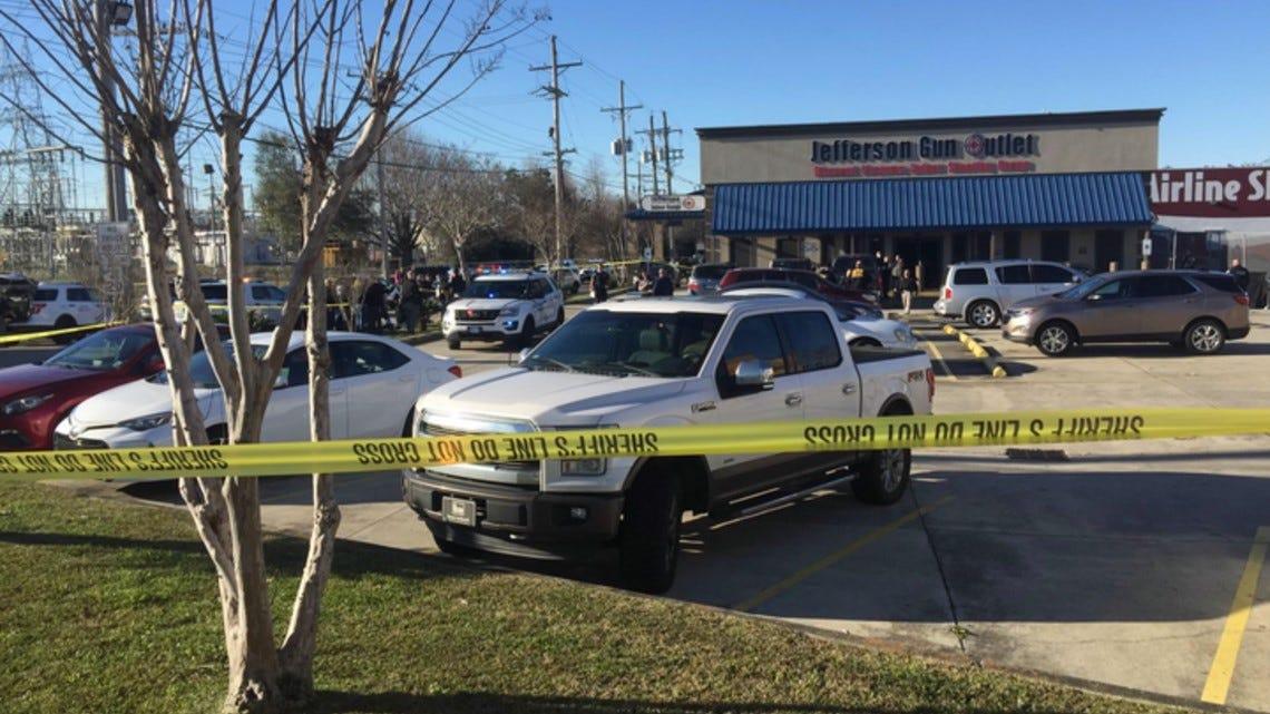 'Multiple deaths' following shooting in Louisiana gun shop