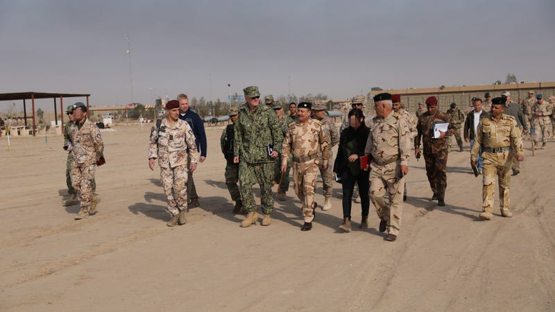 NATO to increase number of troops in Iraq to 4,000