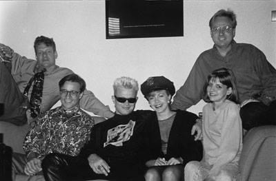 Billy Idol & the KROQ Crew