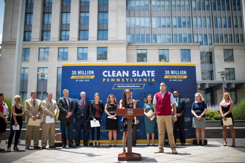 Clean Slate press conference