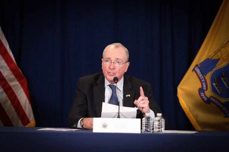 Gov. Phil Murphy