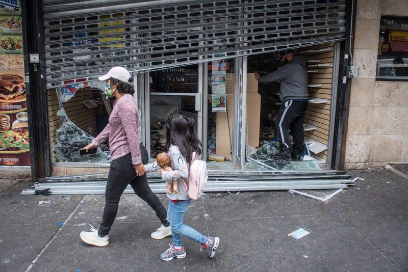 Bronx Destruction