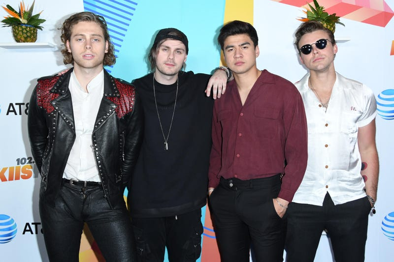 46ccdc5f5aa 5 Seconds Of Summer Release New Album  Youngblood