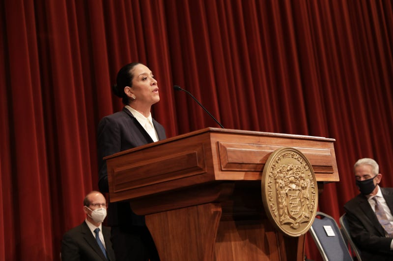 U.S. District Court Judge Esther Salas