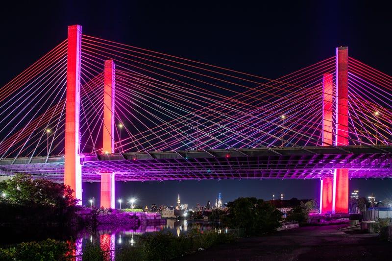 The Kosciuszko Bridge