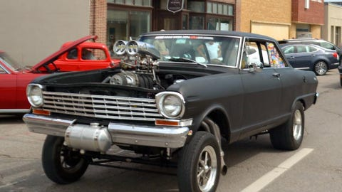 Spring Fling Car Show & 7th Annual Main Street Drags