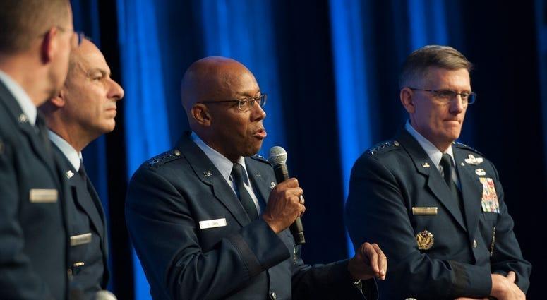 Gen. Charles Q. (CQ) Brown, Jr.